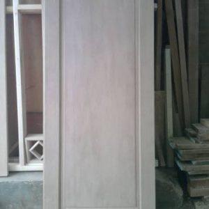 Macam-macam Desain Pintu Minimalis 1 Pintu Terpopuler